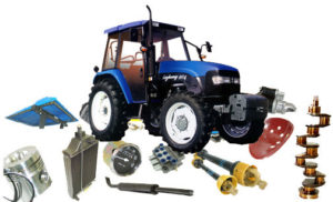 Запасные части для тракторной техники